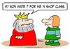 Cartoon: crown king son made shop class (small) by rmay tagged crown,king,son,made,shop,class