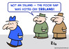 Cartoon: voted off ireland island (small) by rmay tagged voted,off,ireland,island